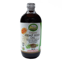 Everland Organic Hemp Seed Oil - 500ml