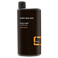 Every Man Jack Citrus Body Scrub - 500ml
