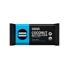 Evolved Chocolate Coconut Butter Cups - 40g