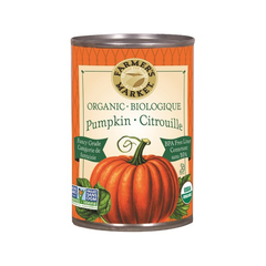 Farmer's Market Organic Pumpkin - 398ml
