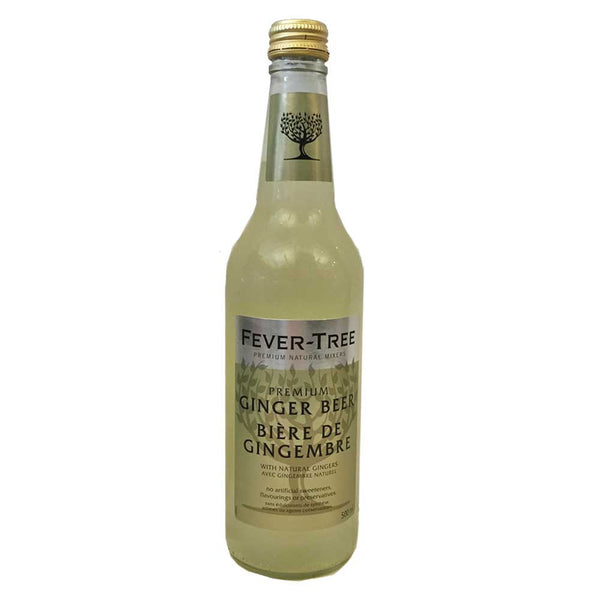 Fever-Tree Ginger Beer - 500ml