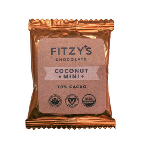 Fitzy's Coconut Dark Chocolate