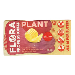 Flora Salted Plant Butter - 454g