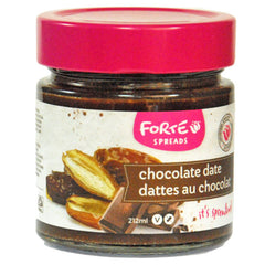 Forte Chocolate Date Spread - 212ml