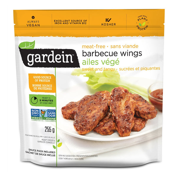 Gardein BBQ Wings - 255g