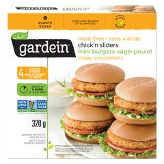 Gardein Chick'n Sliders - 320g