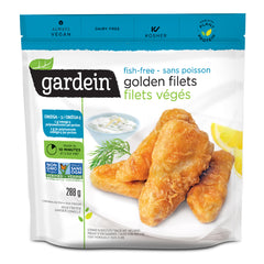 Gardein Golden Fishless Filet - 288g