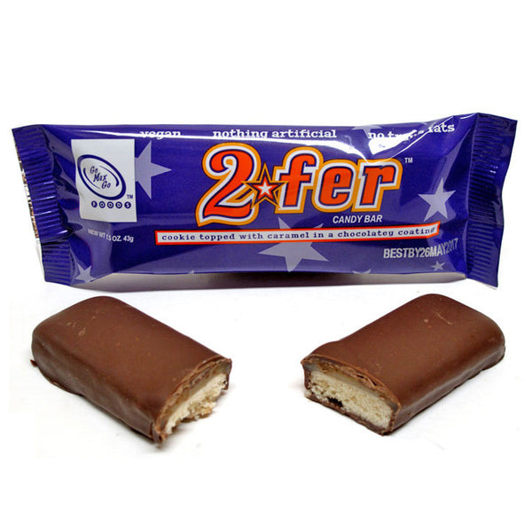 Go Max Go 2fer Candy Bar - 43g