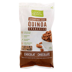 Gogo Quinoa Chocolate Crunchies - 100g