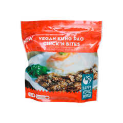 Happy Veggie World Kung Pao Chick'n - 300g