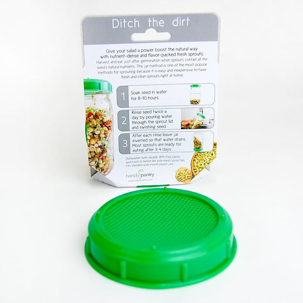 Handy Pantry Sprout Lid