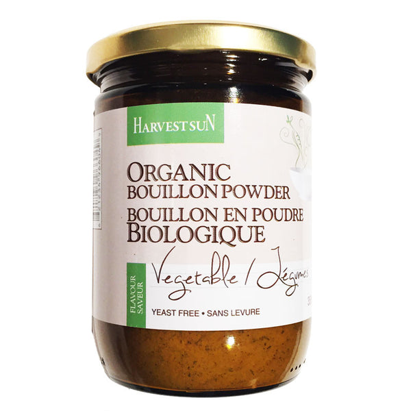 Harvest Sun Organic Vegetable Boullion Powder - 350g