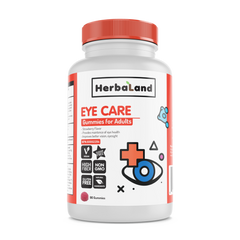 Herbaland Eye Care Gummies - 90 Gummies