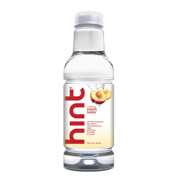Hint Peach Water - 474ml