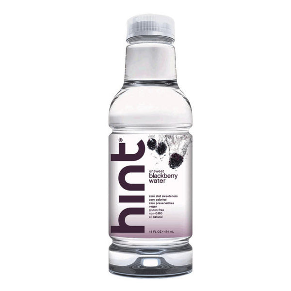 Hint Blackberry Water - 474ml