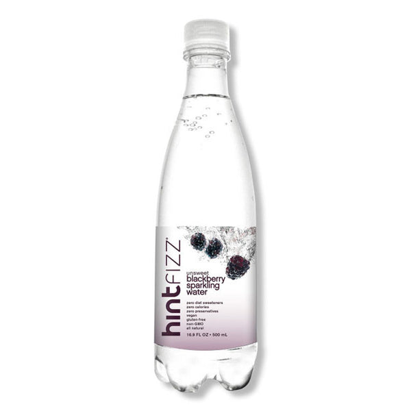 hintfizz Blackberry Sparkling Water - 500ml