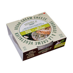 Humble Seedz Garlic & Herb Cream Cheeze - 225g