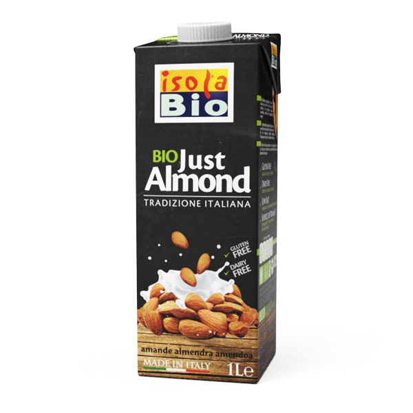 Isola Bio Just Almond Milk - 1L