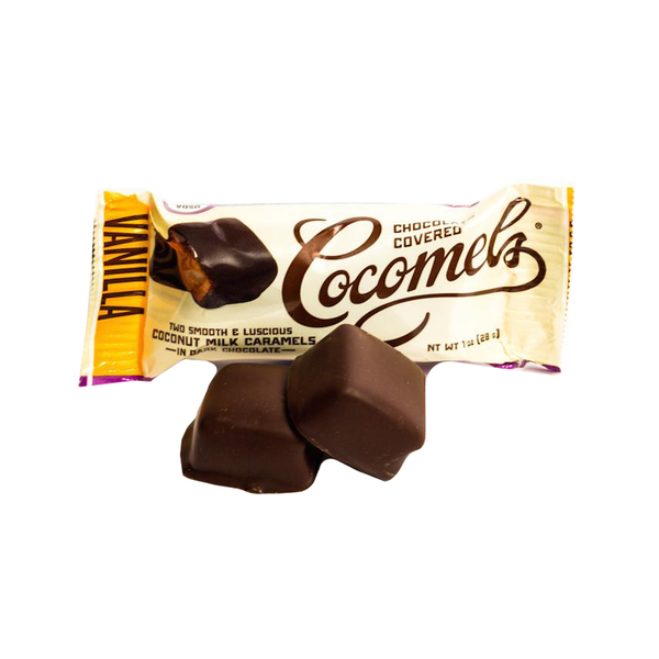 Cocomels Chocolate-Covered Vanilla - 28g