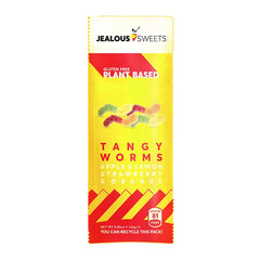 Jealous Sweets Tangy Worms Gummies