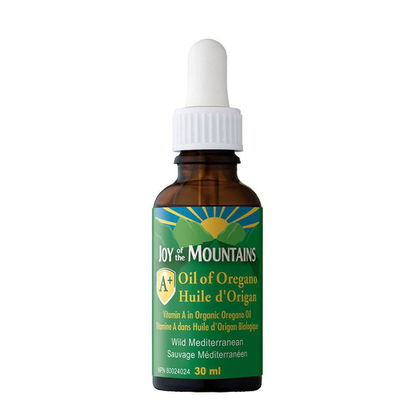 Joy Of The Mountain A+ Oil Of Oregano - 30ml