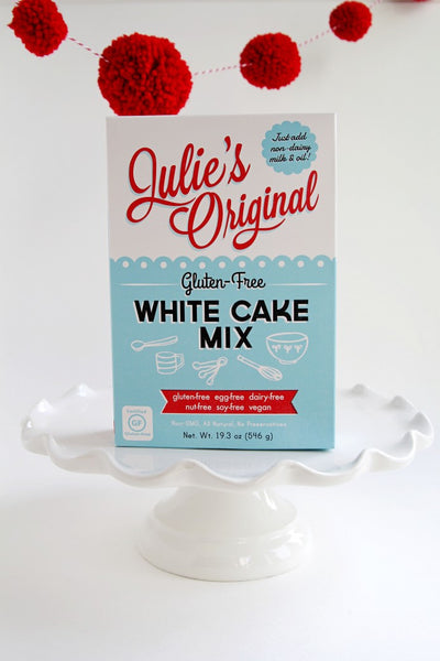 Julie's Original Gluten-Free White Cake Mix - 546g