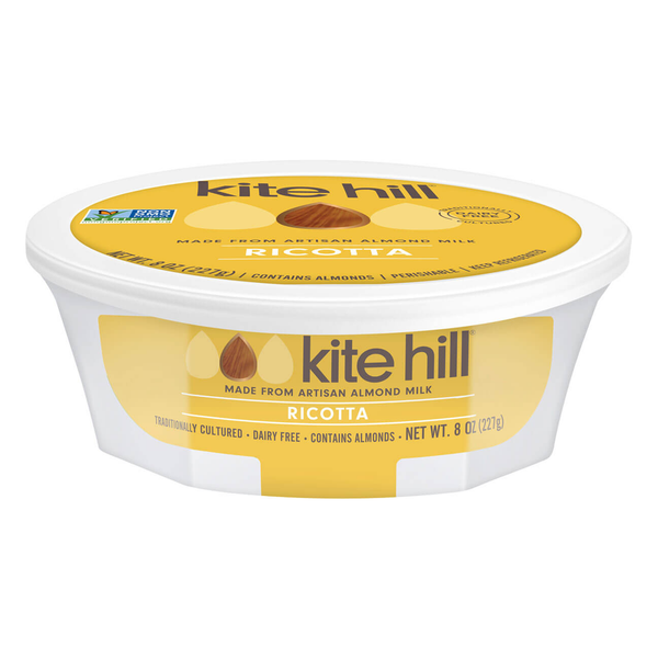 Kite Hill Ricotta Cheese - 227g