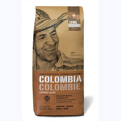 Level Ground Colombia Dark Roast (Ground) - 1lb