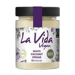 La Vida Vegan White Coconut Spread - 270g