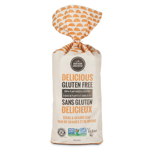 Little Northern Bakehouse Seeds & Grains GF Bread - 482g