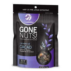 Living Intentions Gone Nuts Clusters of Cacao Almond - 85g