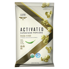Living Intentions Superfood Salsa Verde Popcorn - 113g