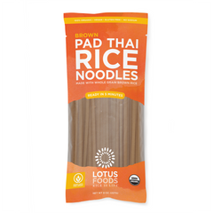 Lotus Foods Brown Rice Pad Thai Noodles - 227g