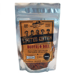 Louisville Vegan Jerky Co. Buffalo Dill Ltd Edition - 84g
