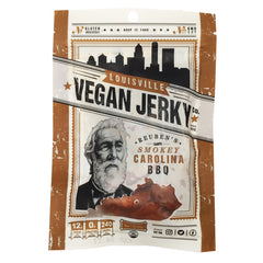 Louisvile Vegan Jerky Co. Smokey Carolina BBQ - 85g