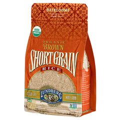 Lundberg Organic Brown Short Grain Rice - 907g