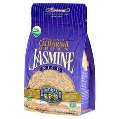 Lundberg Organic California Brown Jasmine Rice - 907g