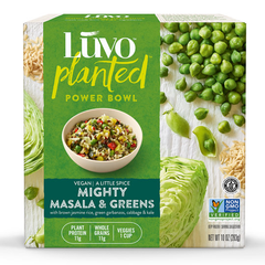 Luvo Mighty Masala & Greens Power Bowl - 283g
