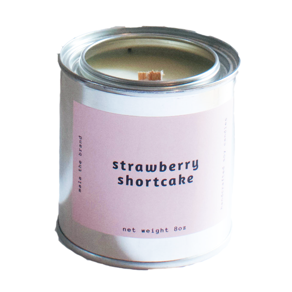 Mala Strawberry Shortcake Candle - 227g