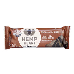 Manitoba Harvest Chocolate Hemp Heart Bar - 45g