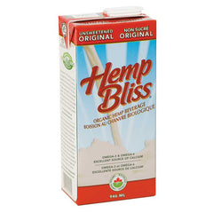 Manitoba Harvest Unsweetened Original Hemp Bliss - 946ml