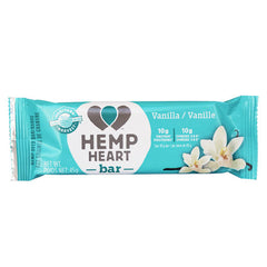 Manitoba Harvest Vanilla Hemp Heart Bar - 45g