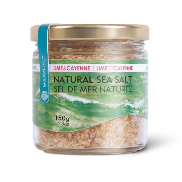 Marphyl Lime & Cayenne Sea Salt - 150g