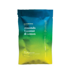 Alkeme Mountain Bites Almond, Coconut & Lemon Granola Bar - 65g