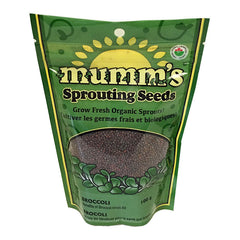 Mumm's Broccoli Sprouting Seeds - 100g