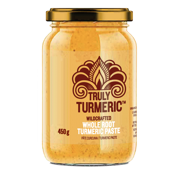 Naledo Truly Turmeric Whole Root Turmeric Paste - 450g