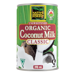 Native Forest Organic Coconut Milk - 398ml