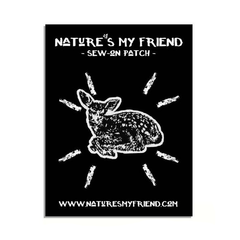Nature's My Friend 'Fawn' Patch