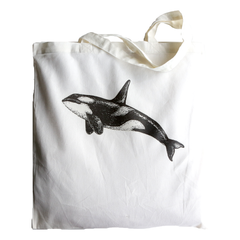 Nature's My Friend Cotton Tote Bags