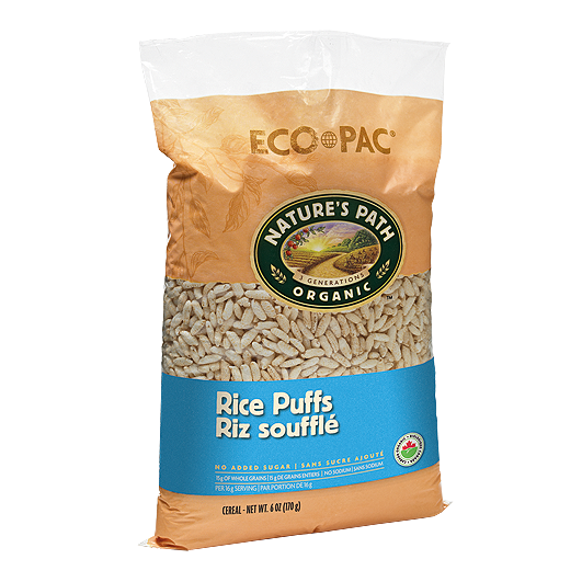 Nature's Path Rice Puffs - 170g